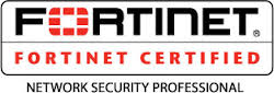 Fortinet Cetified