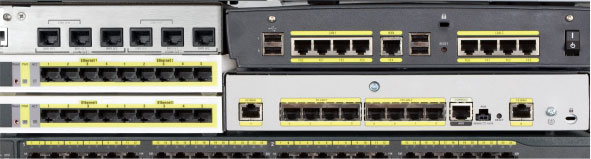 Switching Routing